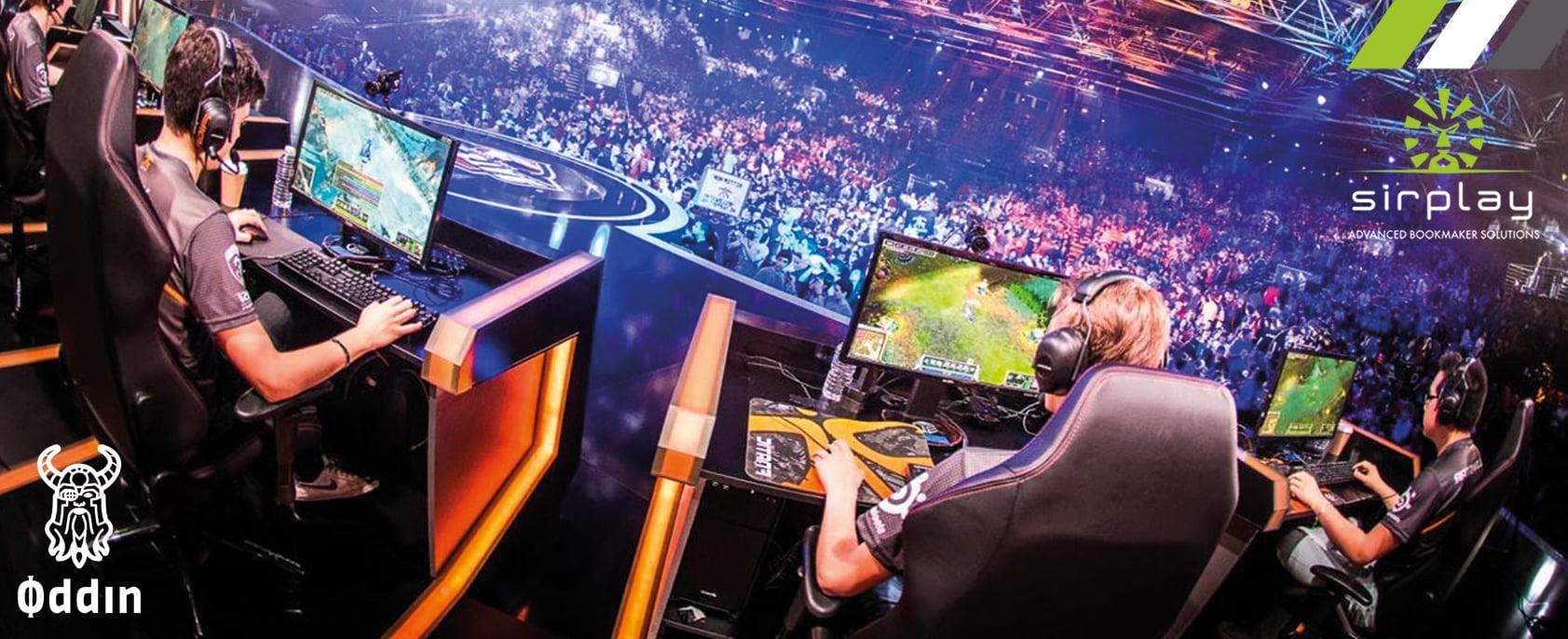 esports betting platform sirplay oddin.gg