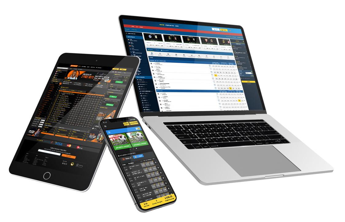 Easy setup Sportsbook platform