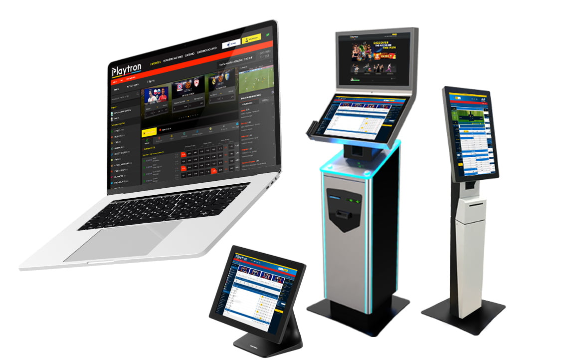 sports betting software online and retail