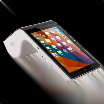 Terminal de tablette de point de vente de paiement portable Android Tousei